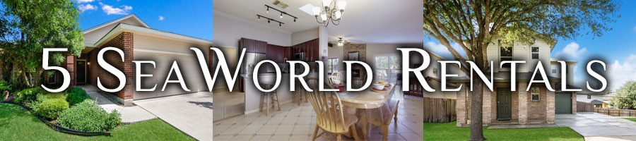 san antonio vacation rentals near seaworld